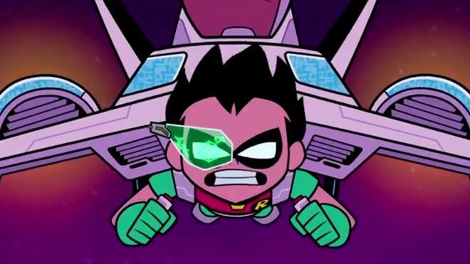 Estrenos de la semana: Tráiler de Teen Titans GO! La Película.