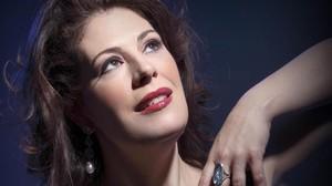 La soprano Sondra Radvanovsky.