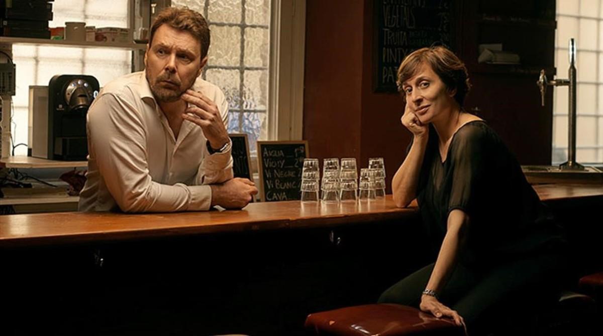 Oriol Broggi y la actriz Clara Segura. Ambos trabajarán juntos en 'Bodas de sangre', de García Lorca la próxima temporada.