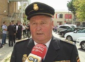 Félix Riesco, exinspector jefe de la Comisaría de la Policía Nacional de Mataró.
