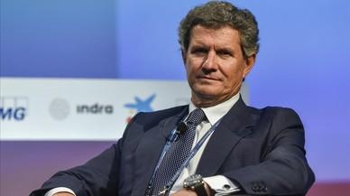Riberas se estrena en Barcelona como presidente de las empresas familiares