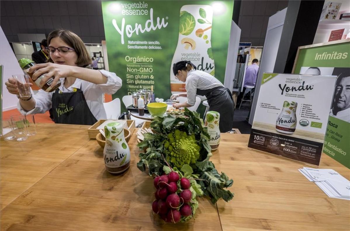 L'auge dels aliments 'sense'
