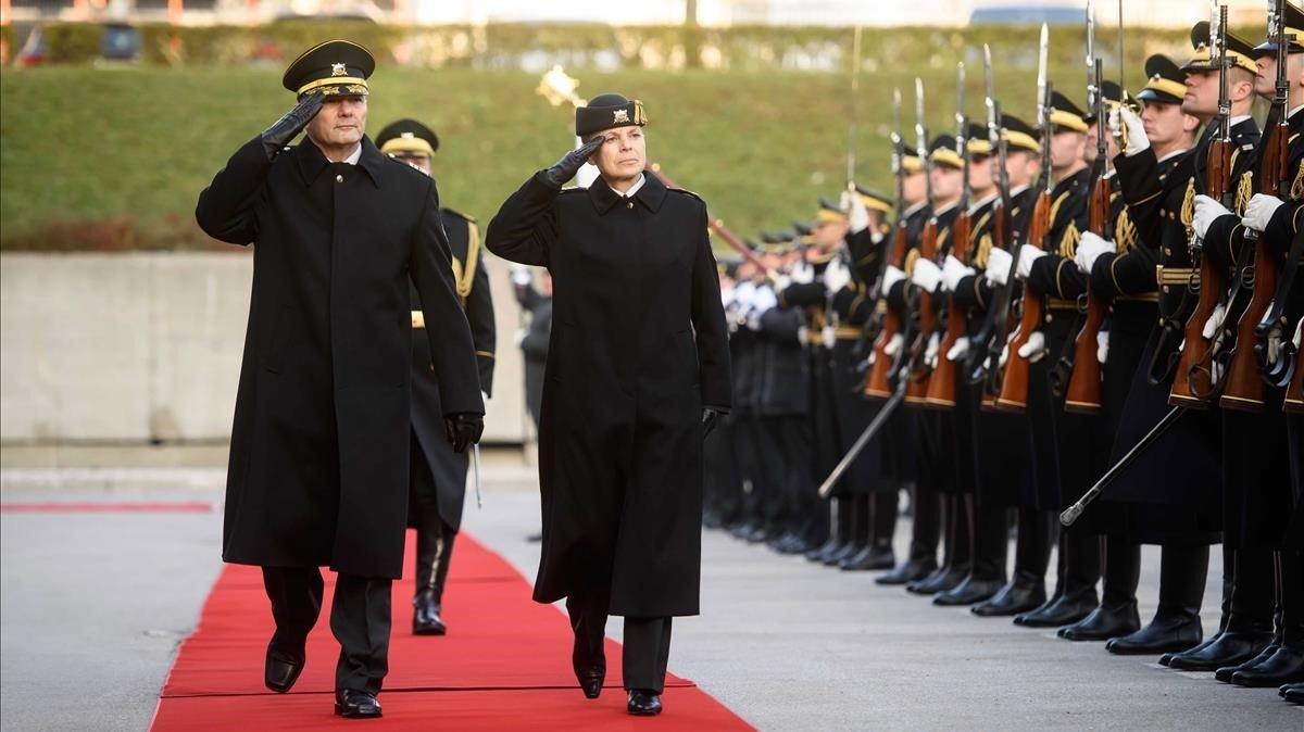 La Guardia Civil investiga la vía eslovena para Catalunya desde hace meses
