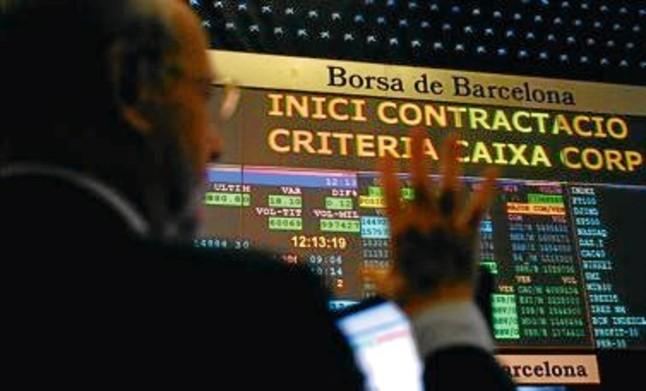 Imagen de la salida a bolsa de Criteria, el 10 de octubre del 2007.
