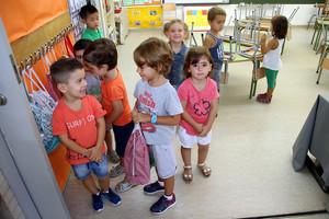 Més d'11.500 estudiants inicien el nou curs escolar a Sant Boi