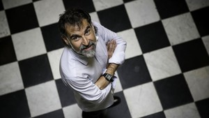 Jordi Cuixart, presidente de Òmnium Cultural