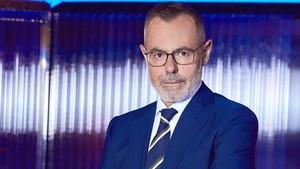 Jordi González, presentador de Hechos Reales en Telecinco.