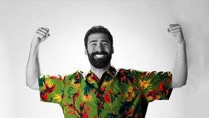 Jorge Cremades, controvertido humorista 'on line'convertido en cantante.