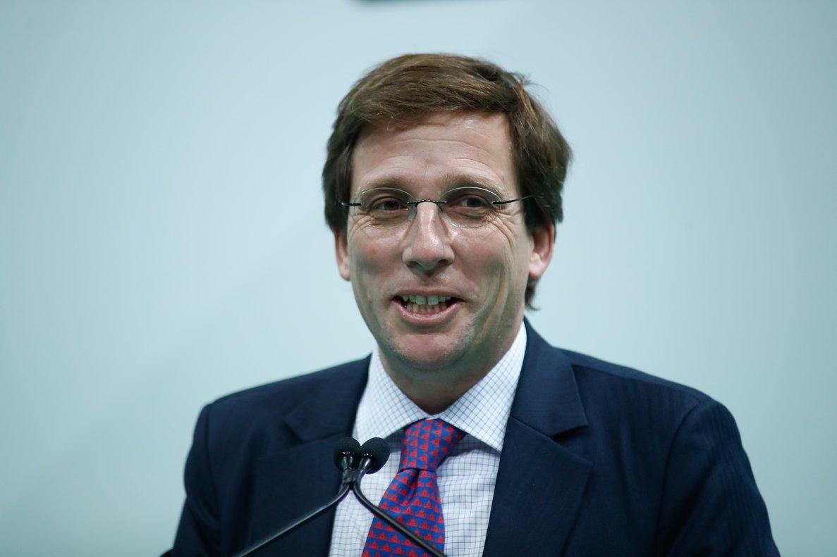 El alcalde del Ayuntamiento de Madrid, José Luis Martínez-Almeida.