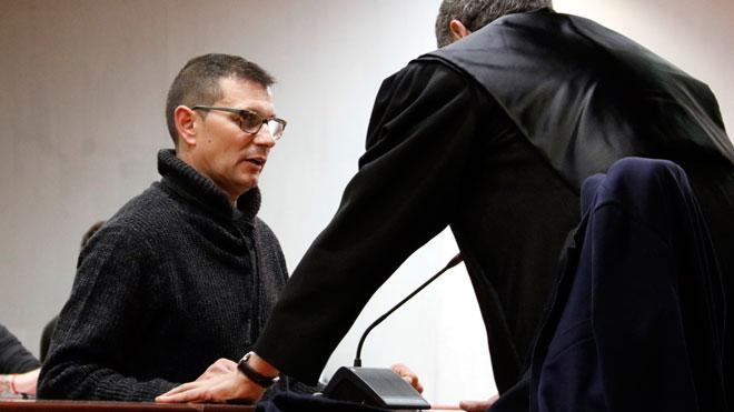 El juicio al carnicero que mató a su cuñado en Lleida.