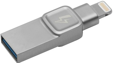 Kingston lanza un USB doble que incluye conexión Lightning para iPhone y iPad