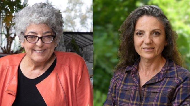 Las biólogas Joanne Chory y Sandra Myrna Díaz, premio Princesa de Asturias de Investigación.