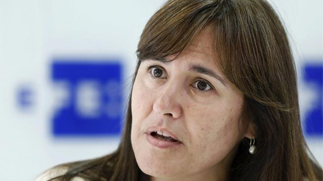 Laura Borràs: «Junts per Catalunya no ha de ser una refundació del PDECat»