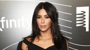 Kim Kardashian aclareix que la suposada cocaïna és efecte del marbre