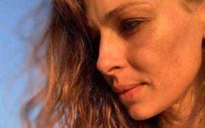 Eva González es mostra sense maquillatge