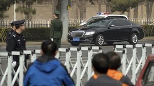 La Xina manté el seu mutisme sobre la suposada visita de Kim Jong-un a Pequín