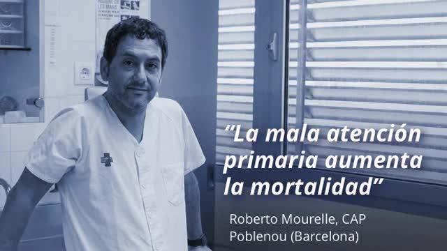 Cinco médicos y un enfermero de la sanidad primaria explican por qué harán huelga.