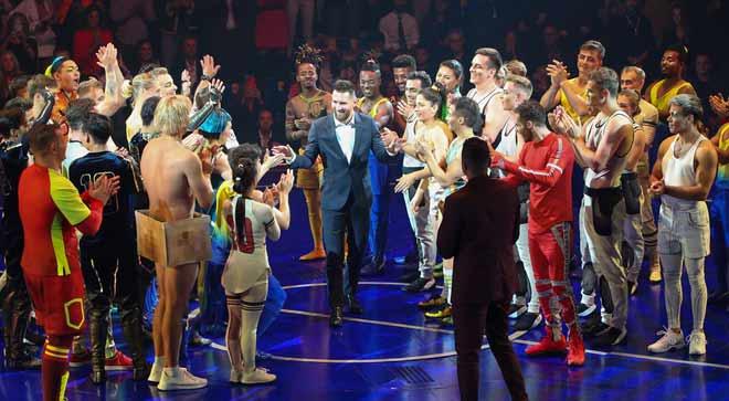 Messi, el gran astre del circ al Fòrum