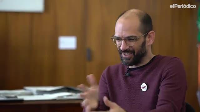 El minuto indiscreto de Maties Serracant, alcalde de Sabadell.