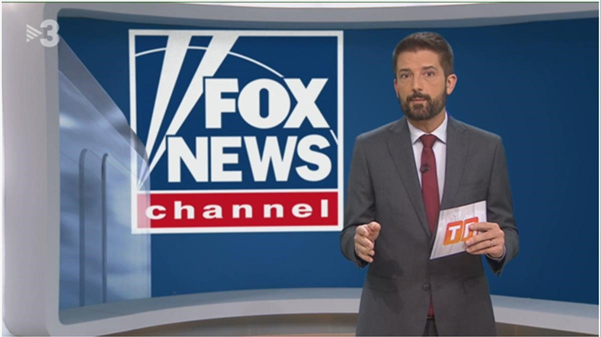 La cadena Fox parece que ha cambiado.