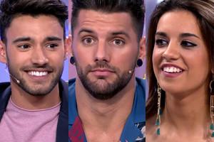 Triángulo en 'MYHYV': Sarai 'traiciona' a Barranco y pide una cita con el nuevo tronista
