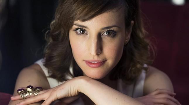 Natalia de Molina, protagonista de Techo y comida.