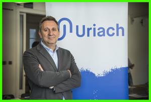 Oriol Segarra, consejero delegado de Uriach.