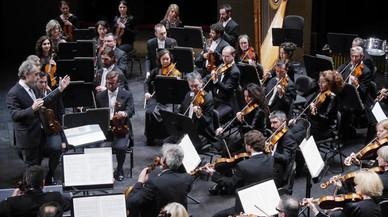 La Orquesta del Liceu actúa por primera vez en las Naciones Unidas
