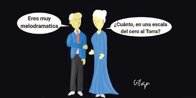 El humor gráfico de Juan Carlos Ortega del 12 de Diciembre del 2018
