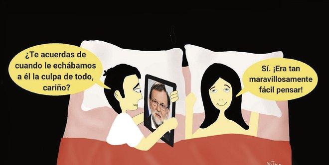 El humor gráfico de Juan Carlos Ortega del 16 de Octubre del 2018