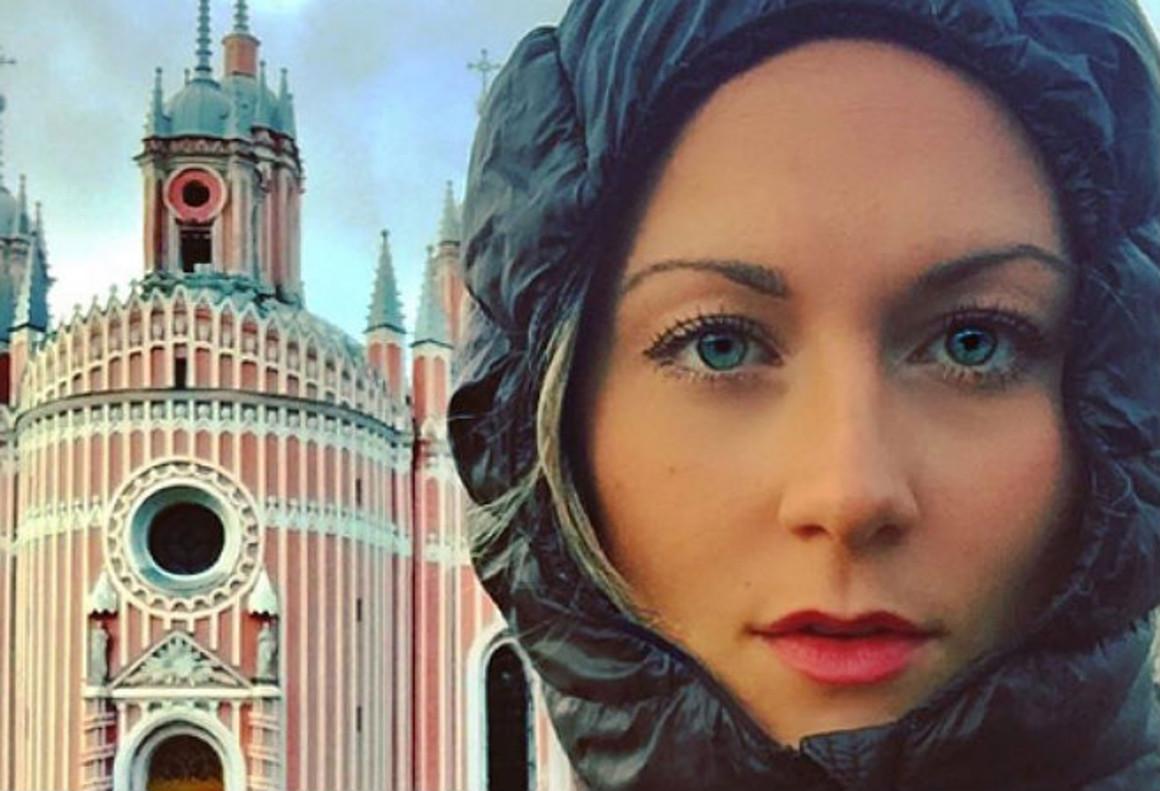 De Pecol, en San Petersburgo, el 22 de noviembre del 2015; la aventura no había hecho más que comenzar.