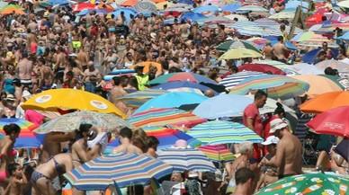 Catalunya recupera el atractivo y lidera el crecimiento del turismo en España