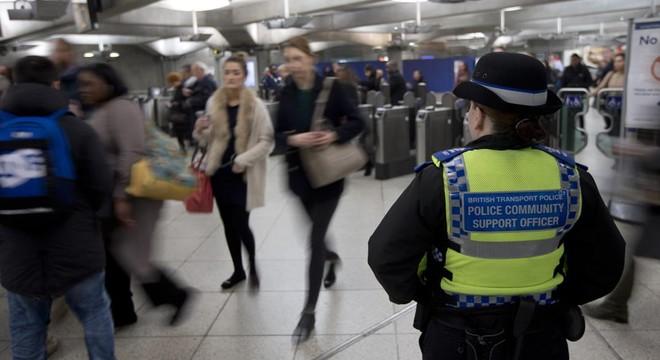 El agresor del metro de Londres sufre problemas psiquiátricos desde la adolescencia