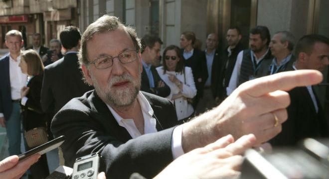 Rajoy visita Pontevedra, la ciudad donde fue concejal y de la que fue declarado persona non grata.