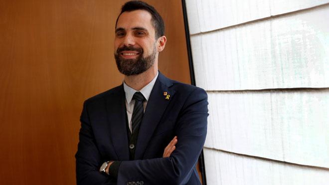 Roger Torrent: Los militantes decidirán el candidato si no puede ser Junqueras.