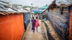 No hay justicia para el pueblo rohingya