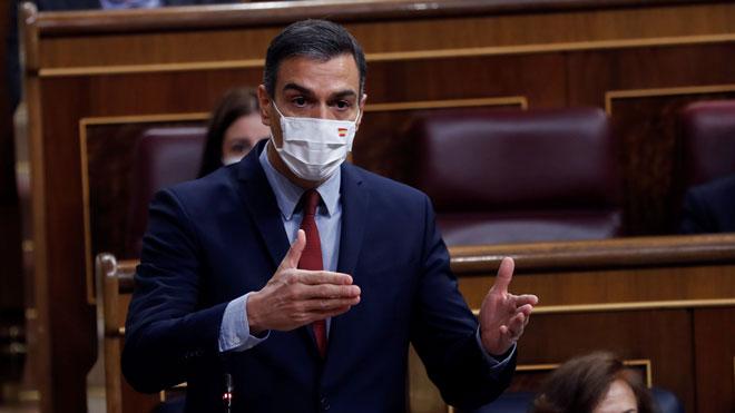 Sánchez propone a Casado revisar la alarma el 9 de marzo.