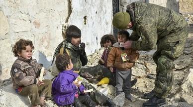 Niños de la guerra