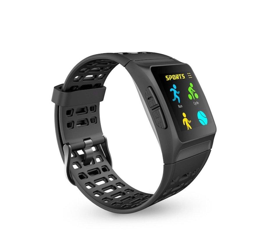 Reloj inteligente deportivo de SPC.