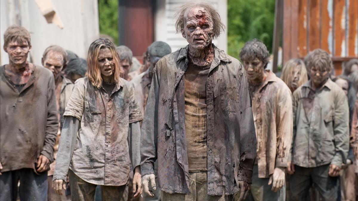 Las autoridades emiten una alerta zombie, por error, durante un apagón