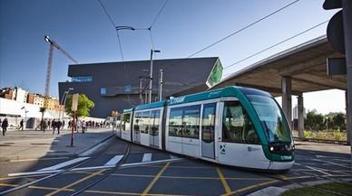 ERC, C's y la CUP se escoran hacia el 'no' al tranvía por la Diagonal
