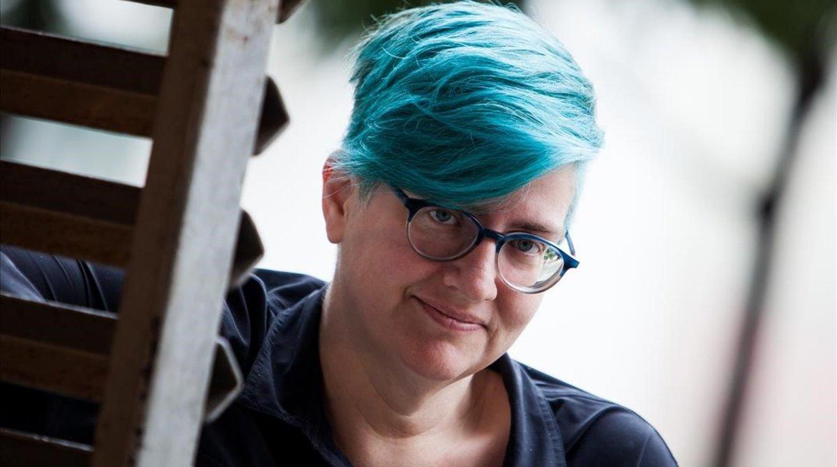 """Cathy O'Neil: """"Els algoritmes ens jutjaran i avaluaran constantment"""""""