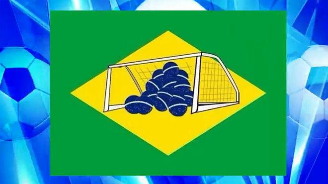 La red se ha cebado con la eliminación de la anfitriona del Mundial.