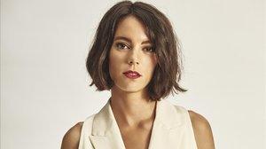 La actriz Vicky Luengo, que interviene actualmente en 'Antidisturbios' (Movistar+) y 'Madres' (Tele 5).