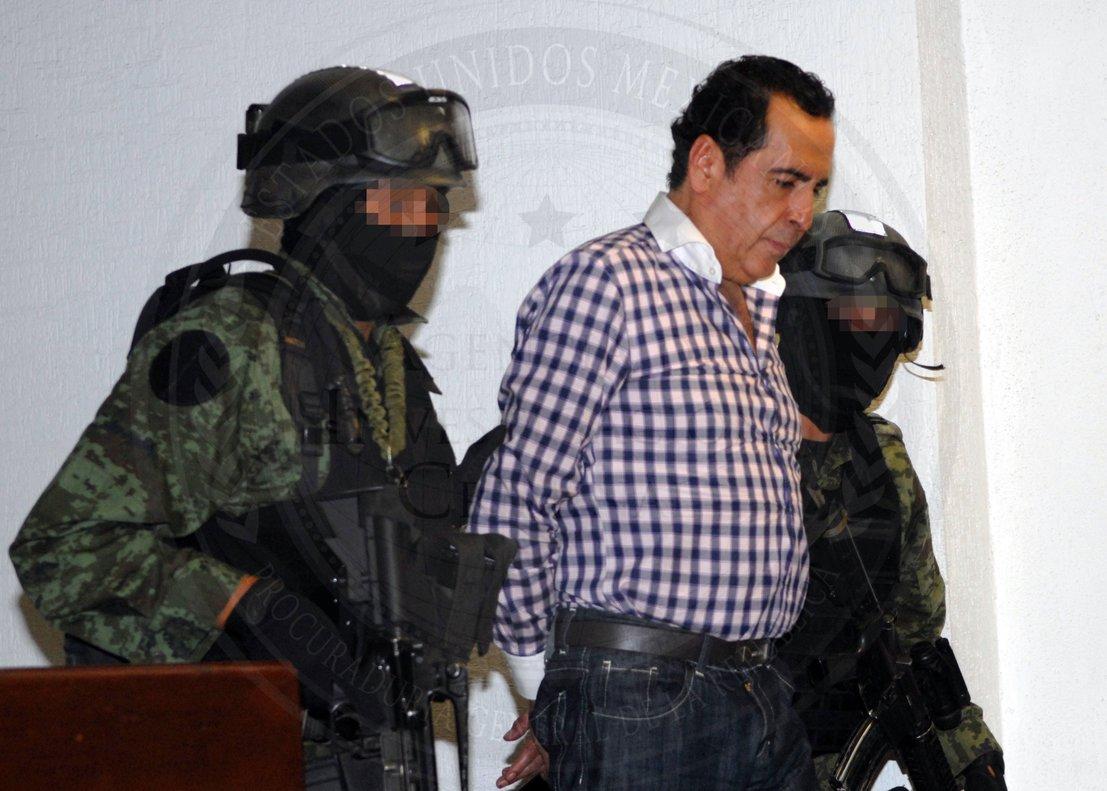 Mor a la presó d'una aturada cardíaca un dels pitjors narcos mexicans