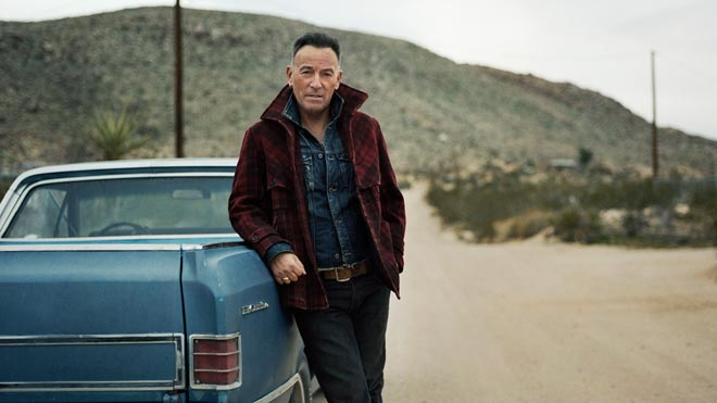 Escolta 'Hello sunshine', el primer senzill del nou disc de Bruce Springsteen