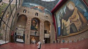 Els museus de Dalí obriran l'11 de juliol durant dos mesos