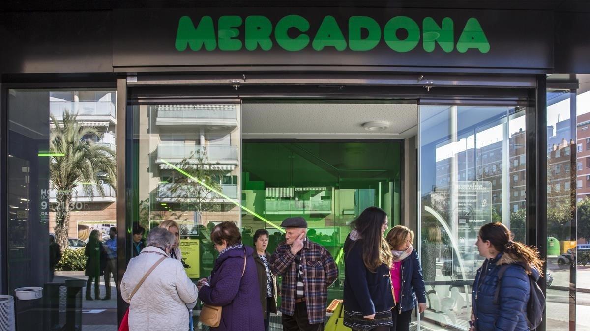 Mercadona llança el seu nou servei de compra 'online' a Barcelona