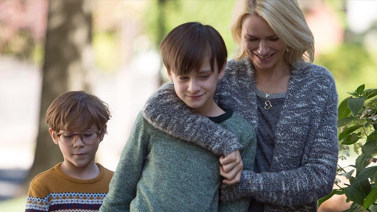 Fotograma del filme The book of  Henry.