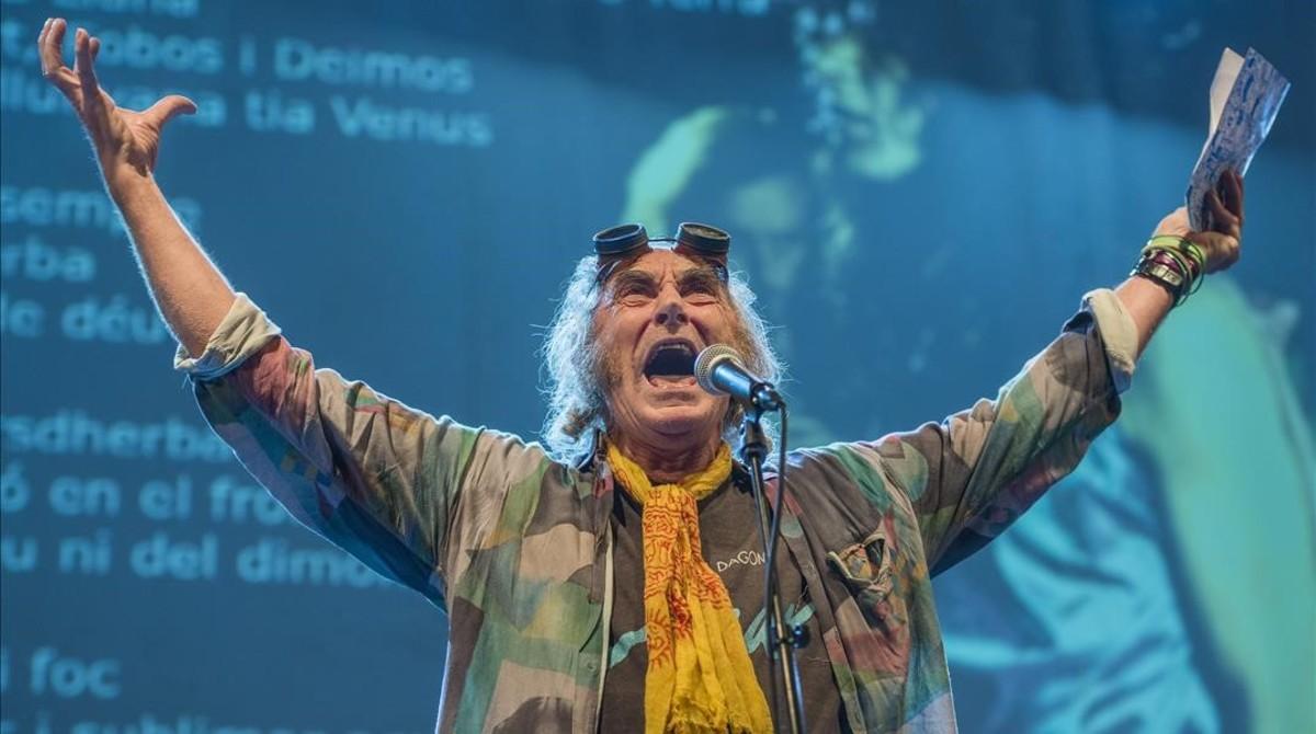 Oriol Perucho, amor després de la mort
